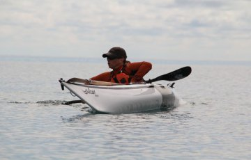 Paddle Canada Level 1 Sea Kayak Skills Course