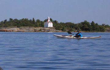 Georgian Bay Kayak Day Trips