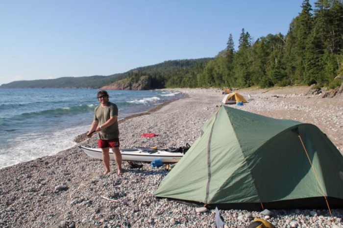 Lake Superior Provincial Park, Ontario | Ontario Sea Kayak