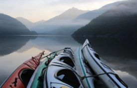 Clayoquot Sound, British Columbia