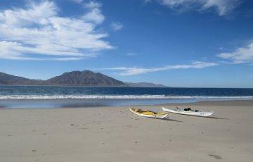 Baja Mexico, Pacific Ocean - Magdalena Bay